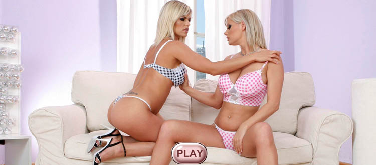 Gitta Szoke & Sheila Grant live stripping girl, video HiLo cards strip games
